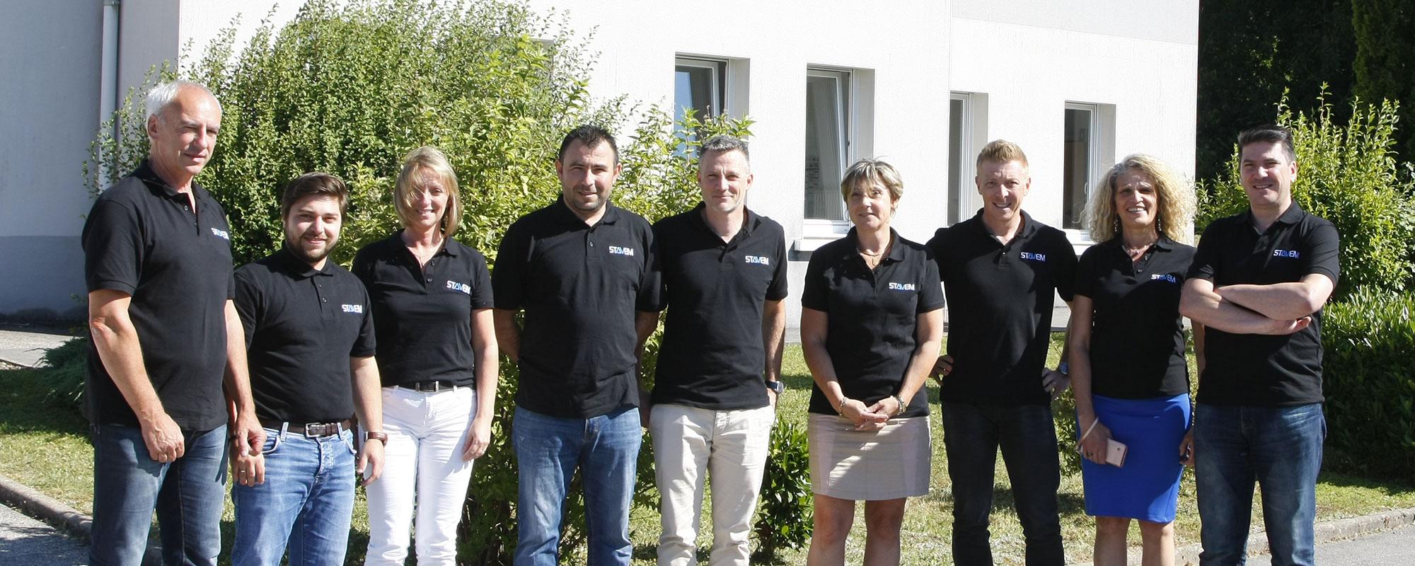 Stavem - Société française spécialisée dans le conseil et la fourniture d'éléments pour moules métalliques et outillages, à destination des moulistes et des transformateurs.